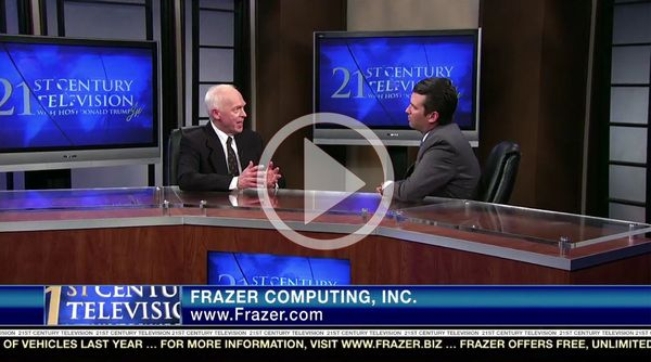 Frazer TV Interview with 21st Century Fox
