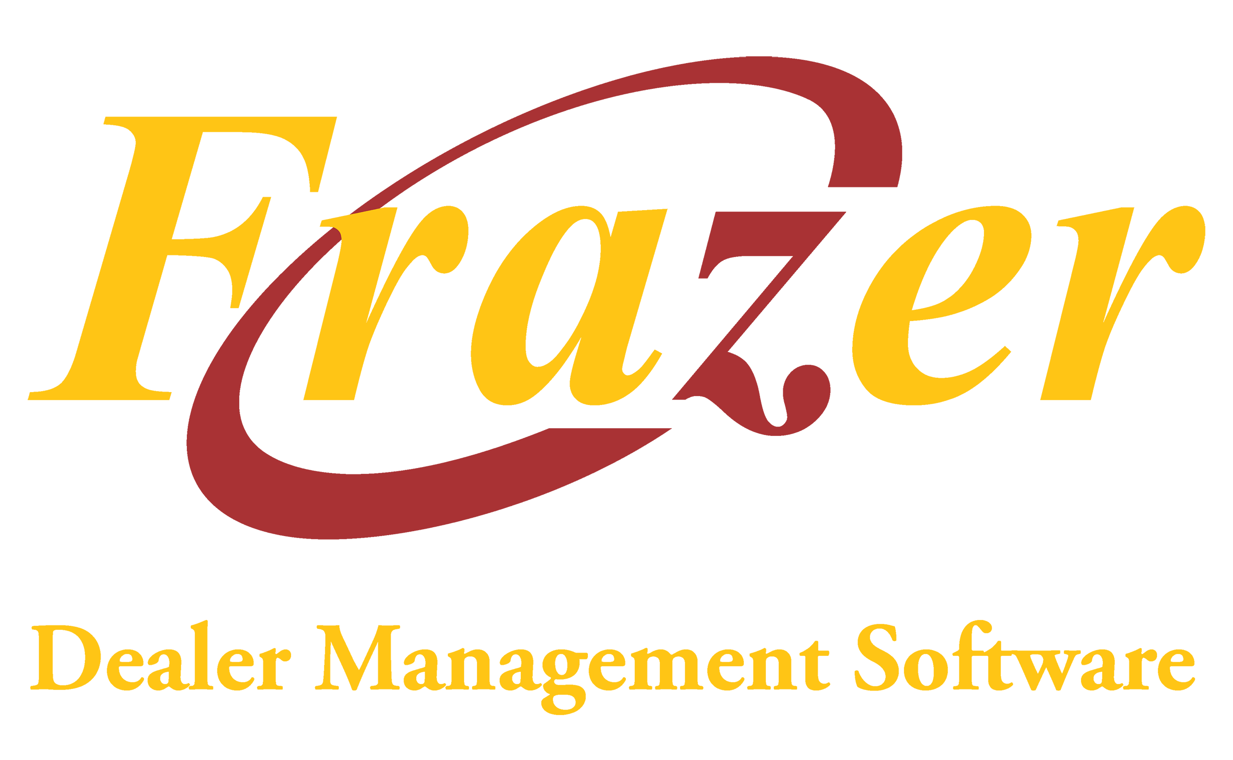 FRAZER DEALER MANAGEMENT SOFTWARE