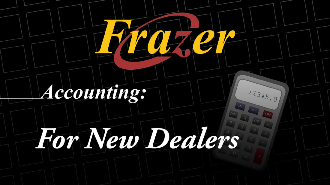 Accounting for New Dealers
